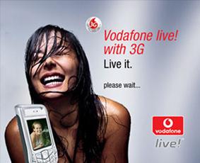 Vodafone live 3G