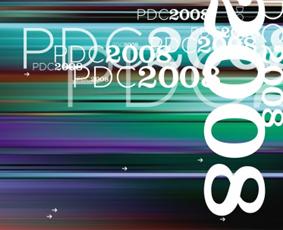 Microsoft PDC 2008