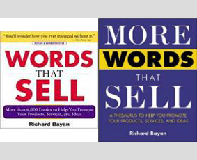 Word That Sell & More Words That Sell von Richard Bayan