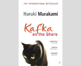 Kafka on the Shore at LibraryThing
