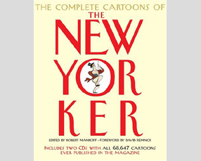 The Complete Cartoons of The New Yorker by Robert Mankoff (ed.)