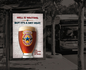 Newcastle Brown Ale: Hell Is Waiting