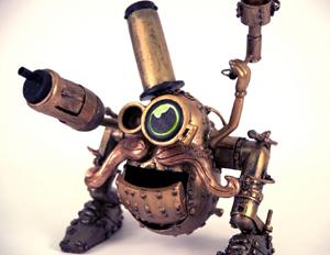 Steampunk Mr. Potato Head