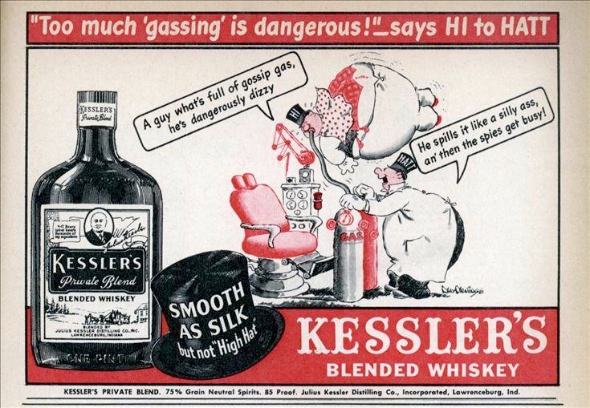 Kessler's Blended Whiskey