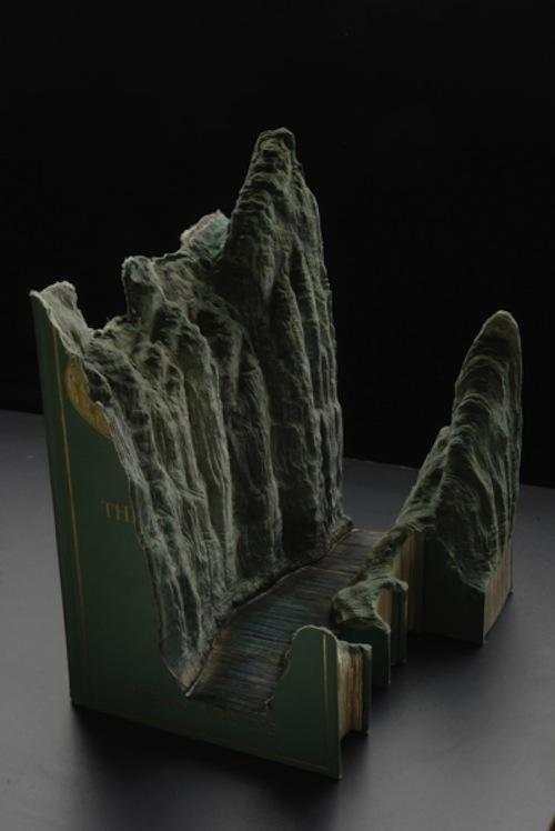 Carved Landscapes III