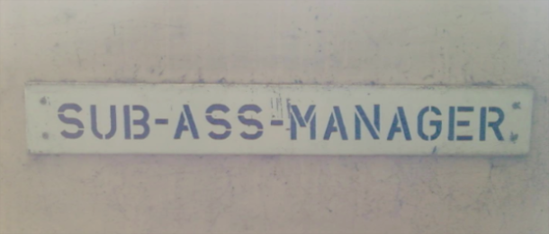 Sub-Ass-Manager