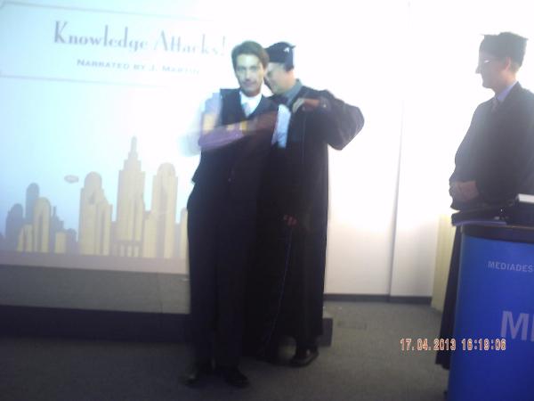 Knowledge Attacks! (Antrittsvorlesung / Inaugural Lecture)