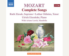 Mozart Complete Songs
