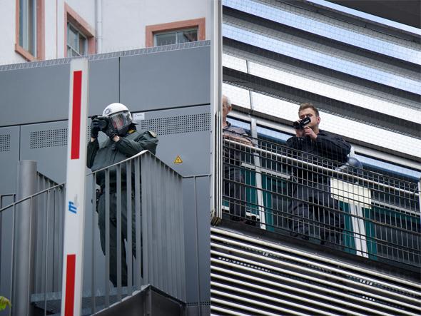 #blockupy #frankfurt
