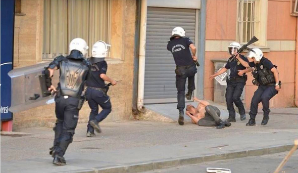 #occupygezi #istanbul