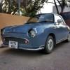Nissan Figaro E-FK10 Lapis Grey