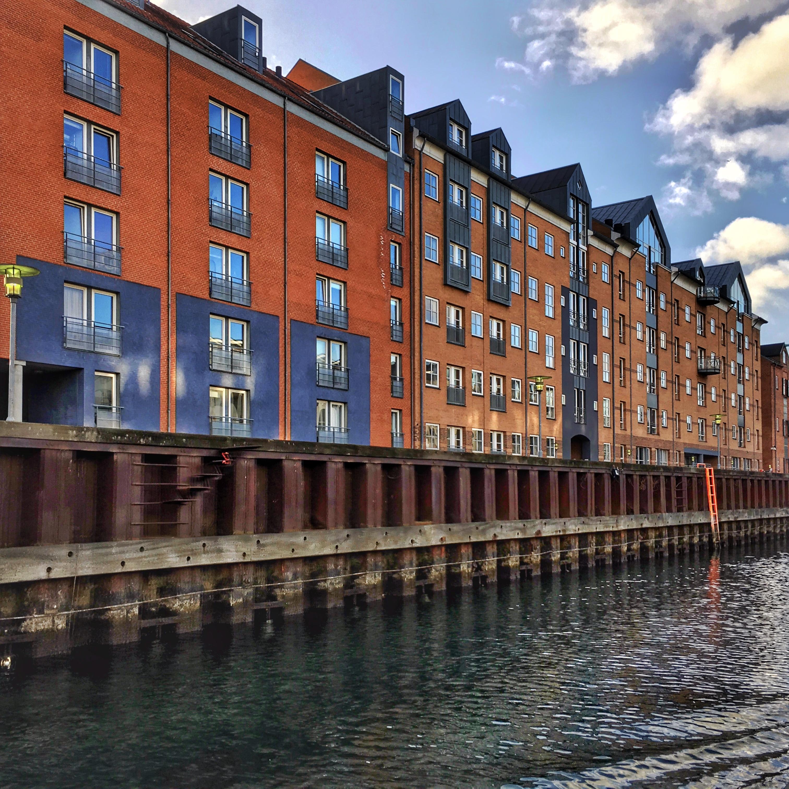 Waterfront Patterns