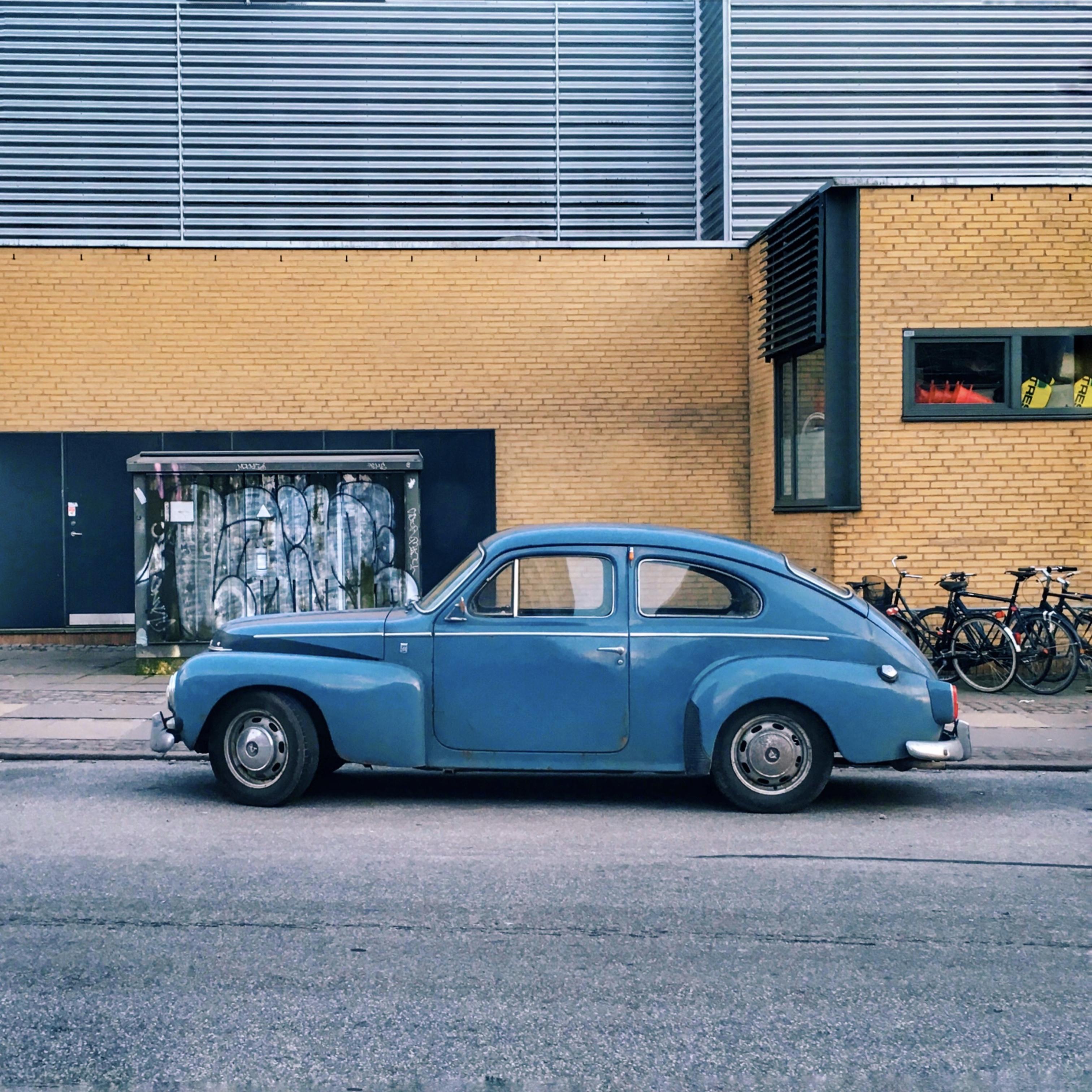 Volvo PV544 B18 1962