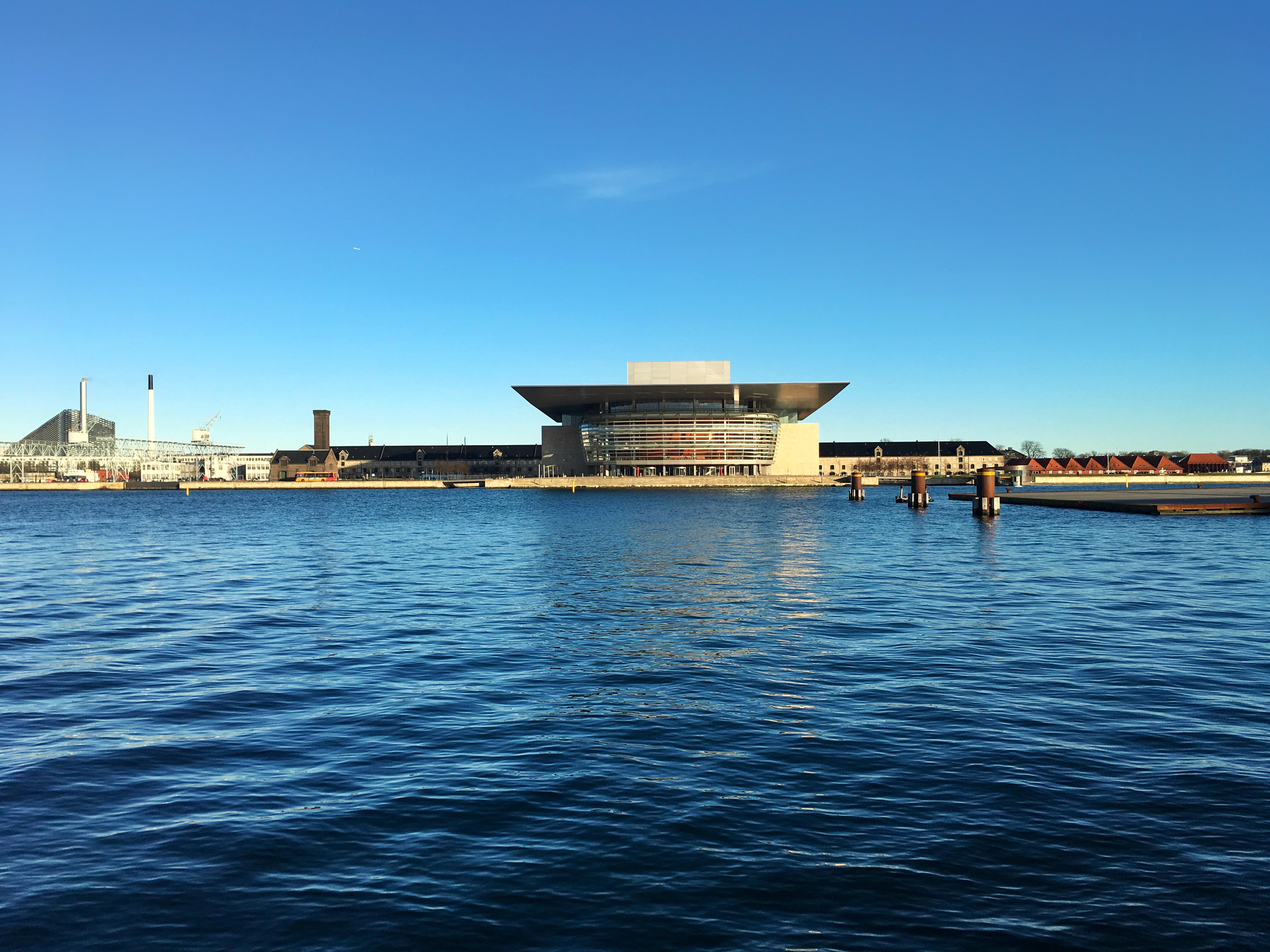 Copenhagen Opera Blues
